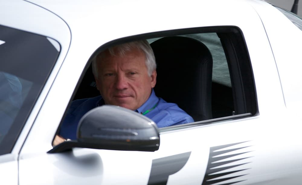 Charlie Whiting - Foto ph-stop