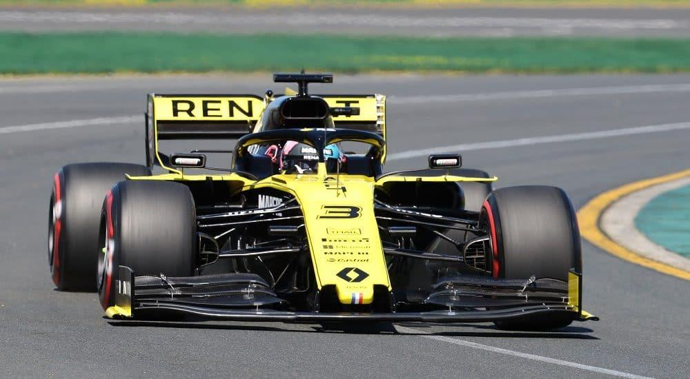 Daniel Ricciardo, Renault F1 - Foto Bruno Silverii