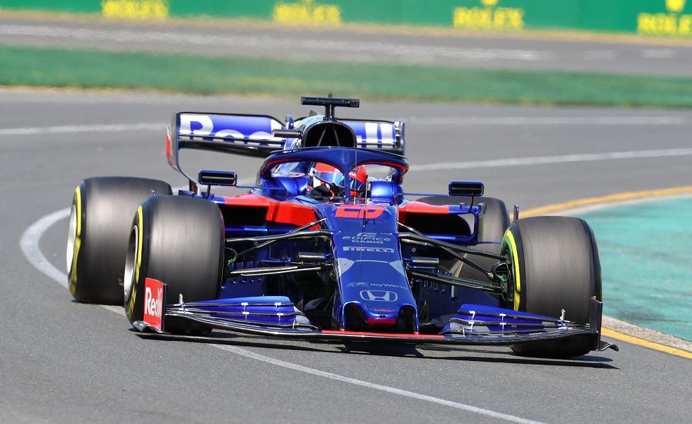 Daniil Kvyat, Toro Rosso F1 - Foto Bruno Silverii
