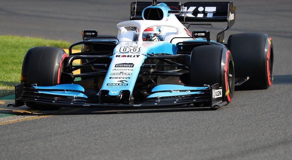 George Russell, Williams F1 - Foto Bruno Silverii