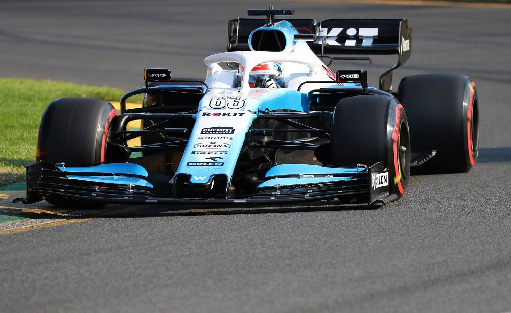 George Russell, Williams F1 - Foto Bruno Silverii