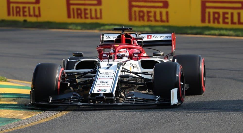 Kimi Raikkonen, Alfa Romeo F1 - Foto Bruno Silverii