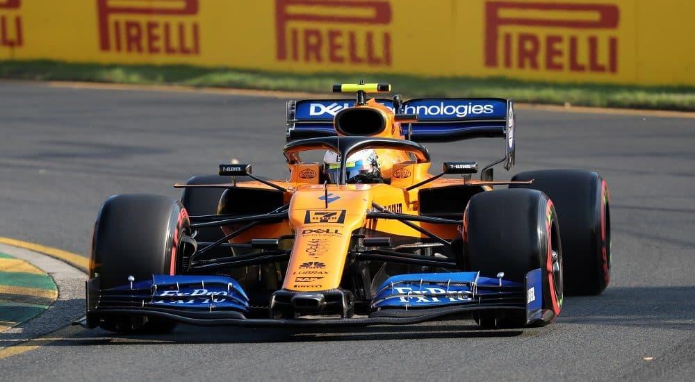 Lando Norris, McLaren F1 - Foto Bruno Silverii