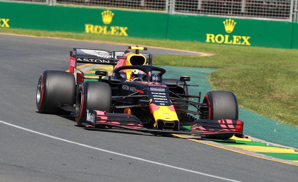 Pierre Gasly, Red Bull F1 - Foto Bruno Silverii
