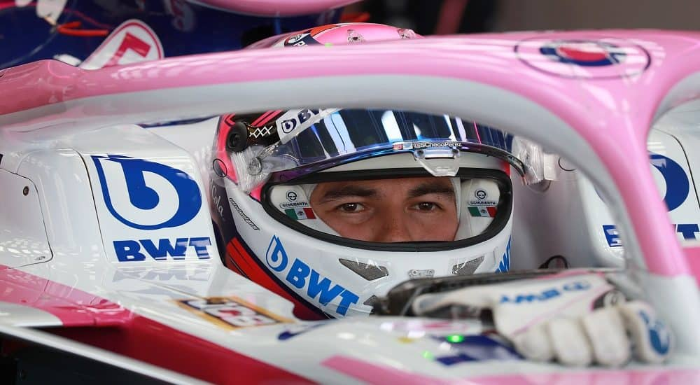 Sergio Perez, Racing Point F1 - Foto Bruno Silverii