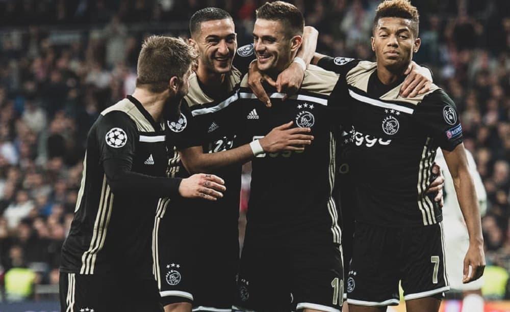 Champions League 2019/2020, Paok-Ajax: gol di Ziyech con ...