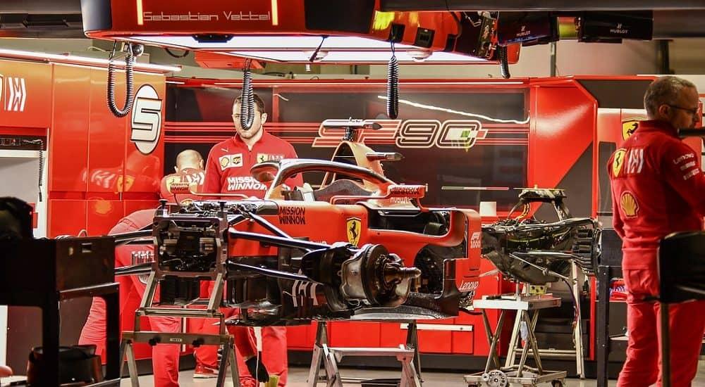 Ferrari SF90 - Foto emperornie CC-BY-2.0