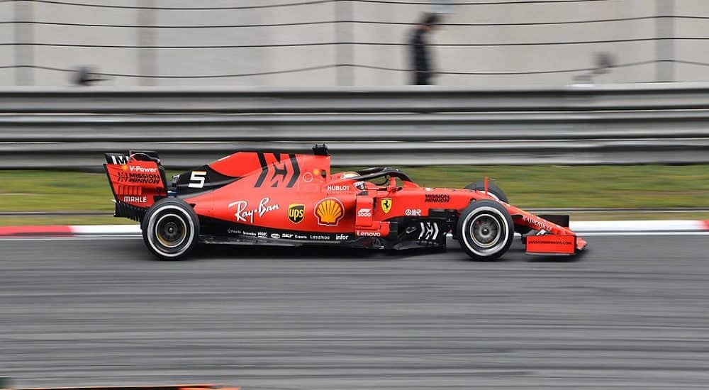 Sebastian Vettel - Foto emperornie CC-BY-2.0