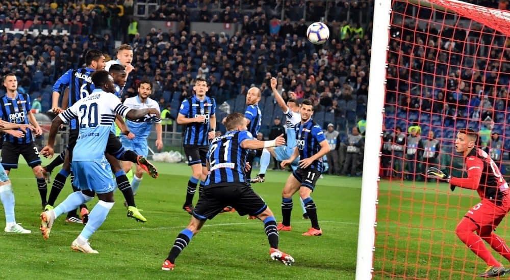 Atalanta-Lazio 0-2, Tim Cup 2019