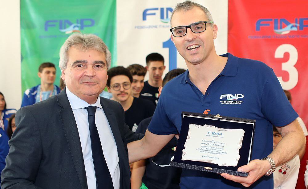 Franco Riccobello e Roberto Pasquini - foto Marzi (Bizzi Team)