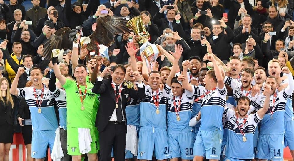 Lazio Tim Cup 2019