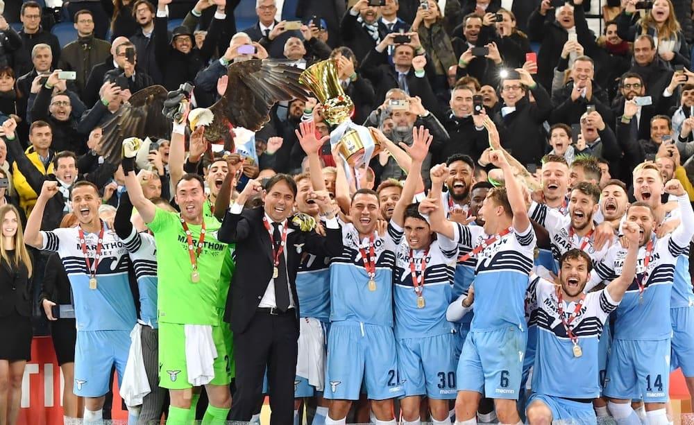 Afbeeldingsresultaat voor TIM CUP Lazio 2019