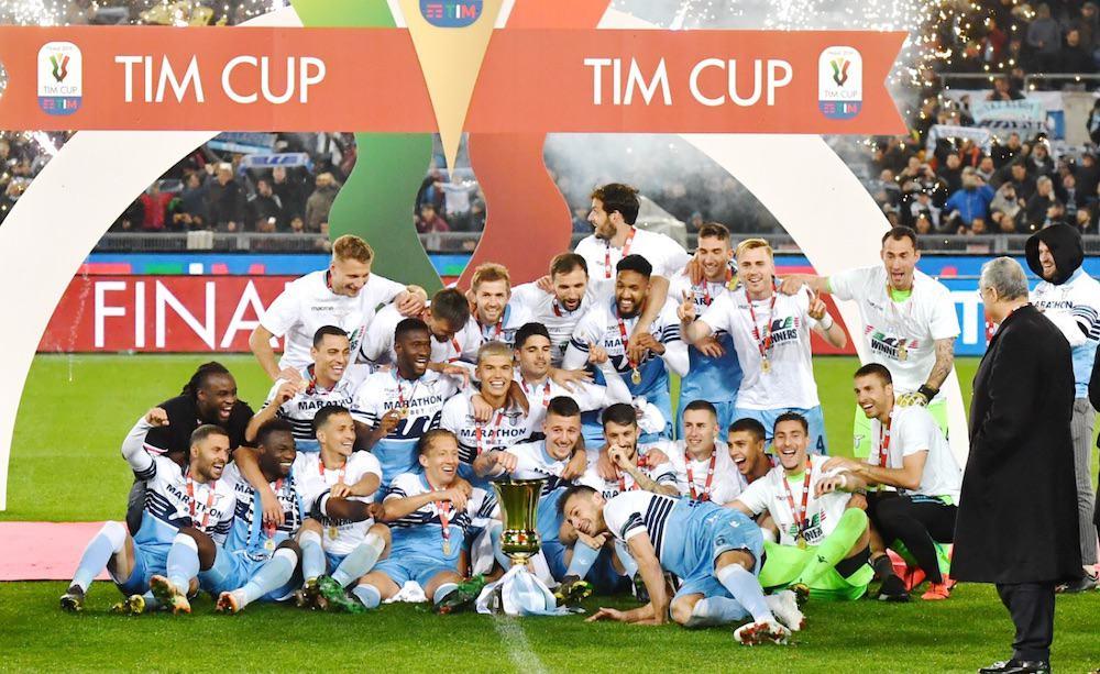 Coppa Italia, la Lazio rischia dei quarti di fuoco…