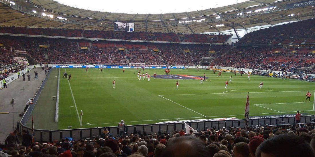 Mercedes-Benz Arena Stoccarda