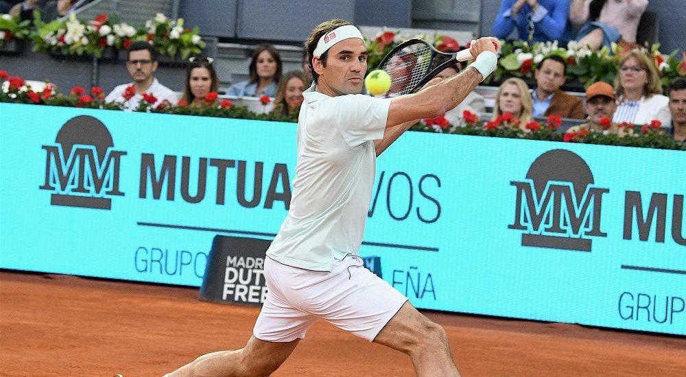 Roger Federer - Foto Roberto Dell'Olivo