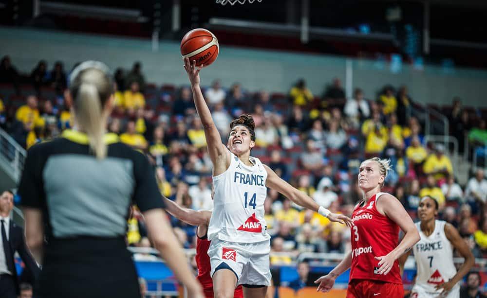 Europei Di Basket Calendario.Basket Femminile Europei 2019 Calendario Programma E