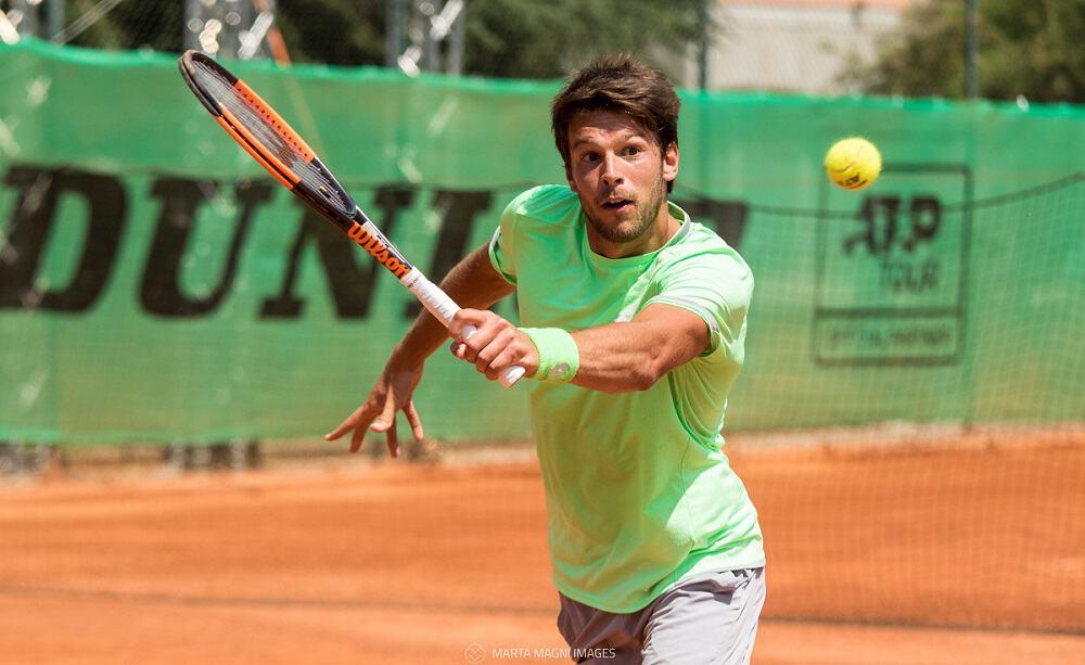 Gianluigi Quinzi - Foto Marta Magni/MEF Tennis Events