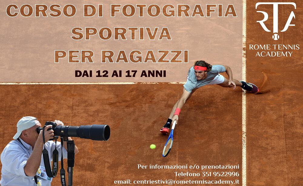 Corso di fotografia sportiva RTA
