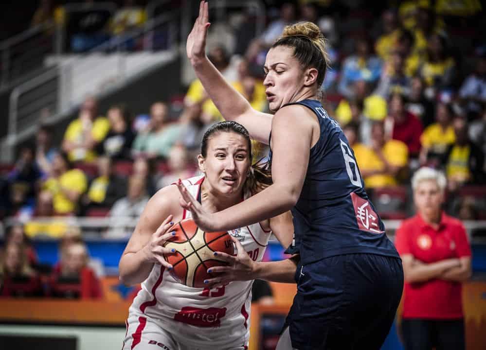 "Montenegro-Francia - Foto ""fiba.basketball"""