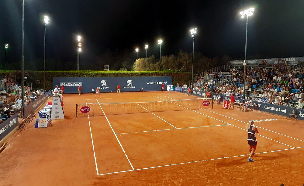 Tennis, a Palermo trionfa la Teichmann