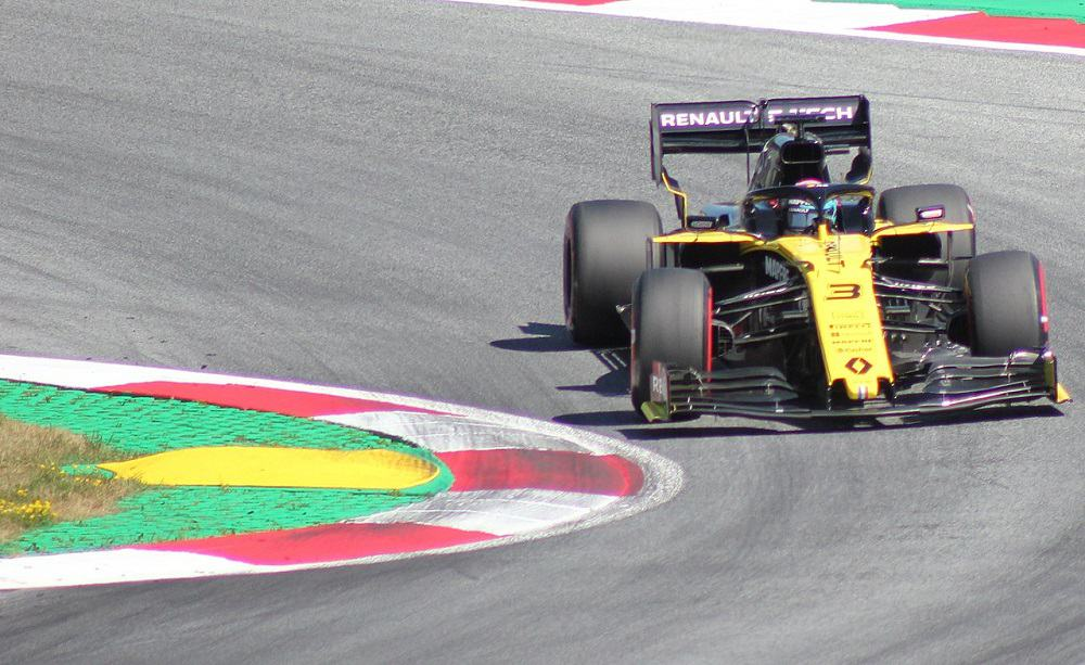 Daniel Ricciardo - Foto Lukas Raich - CC-BY-SA-4.0