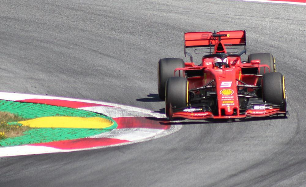 Sebastian Vettel - Foto Lukas Raich - CC-BY-SA-4.0