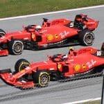 Vettel e Leclerc - Foto Lukas Raich - CC-BY-SA-4.0