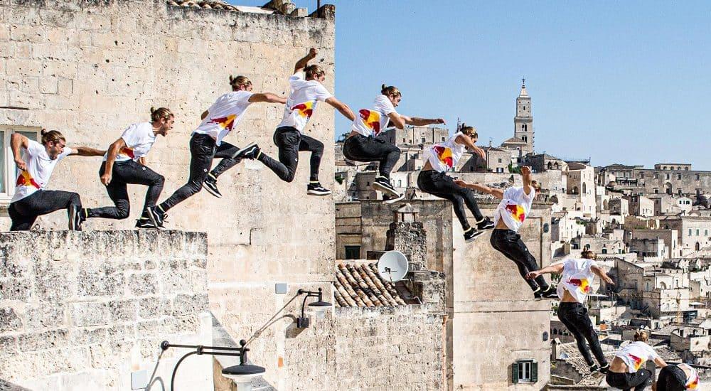 Red Bull Art Of Motion Matera - Foto Red Bull Content Pool/Gabriele Seghizzi