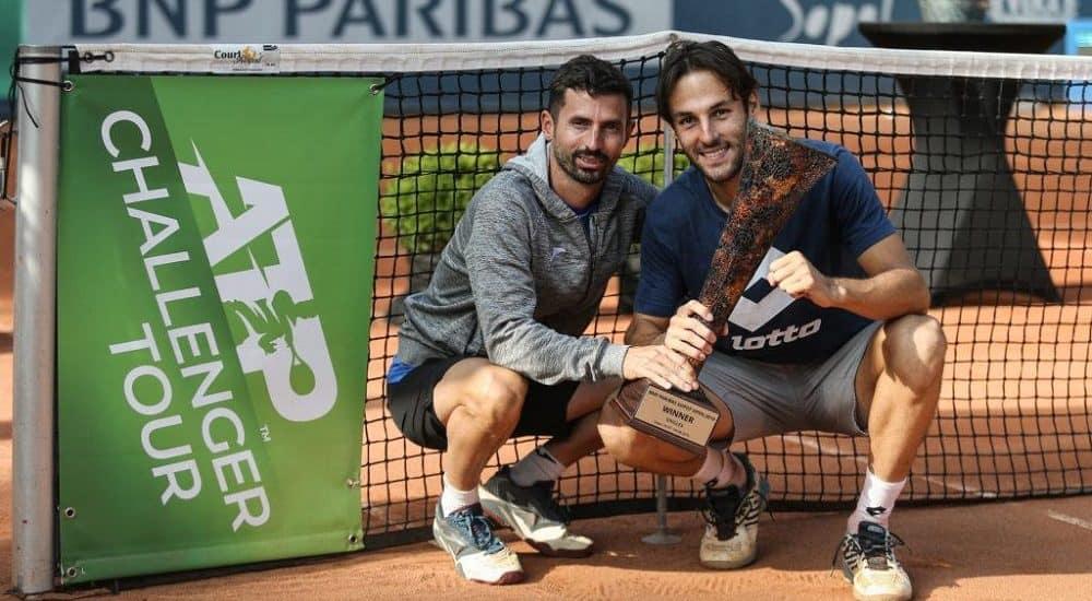 Simone Vagnozzi e Stefano Travaglia