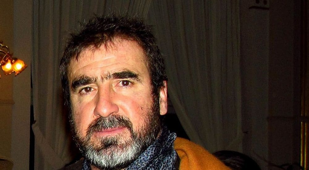 Eric Cantona - Foto Michaël Bemelmans CC BY SA 4.0