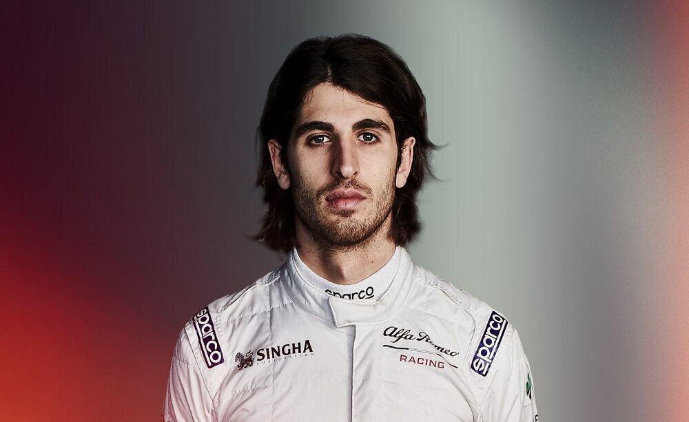 Antonio Giovinazzi - Foto sito ufficiale F1