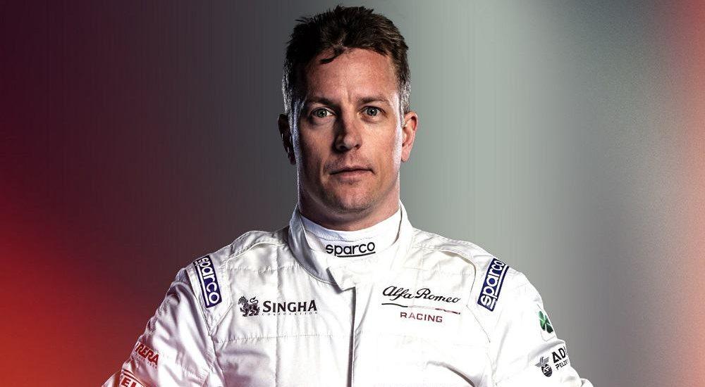 Kimi Raikkonen - Foto sito ufficiale F1