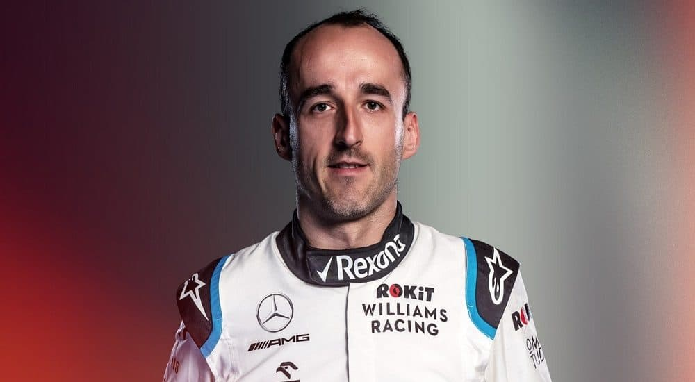 Robert Kubica - Foto sito ufficiale F1