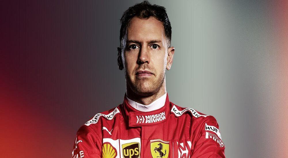 Sebastian Vettel - Foto sito ufficiale F1