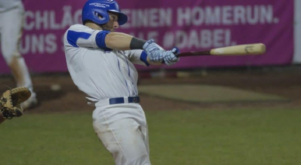 Alberto Mineo - Europei Baseball 2019