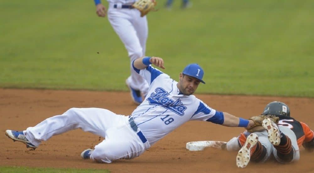 Italia-Olanda Baseball