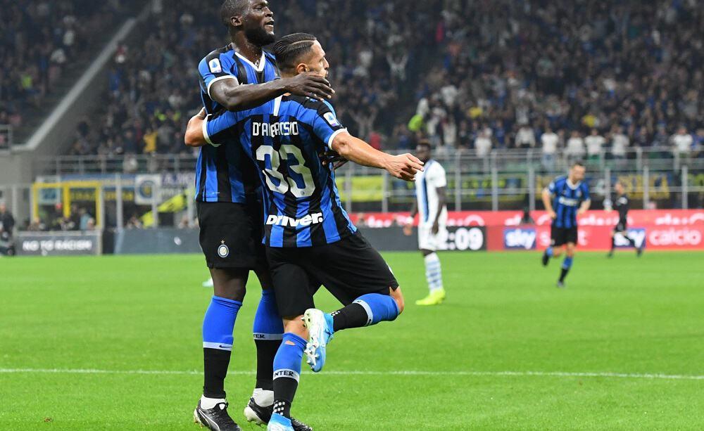 Inter-Lazio, Conte: