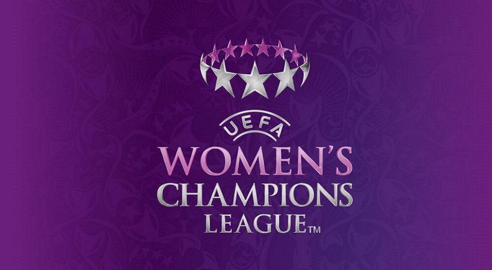 Logo Champions League calcio femminile