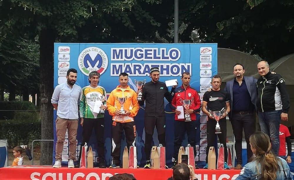 Mugello Marathon 2019, Carmine Buccilli