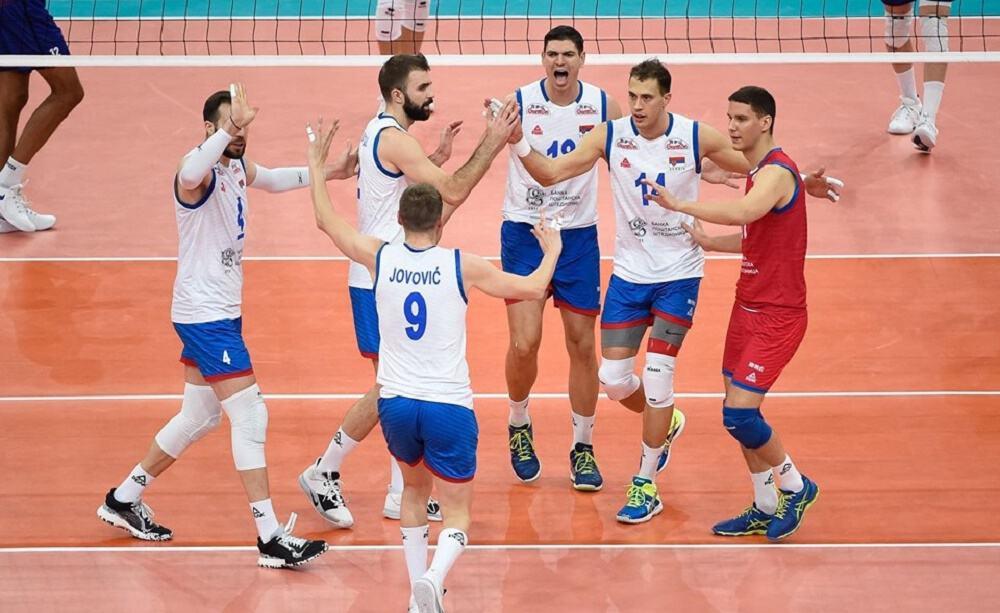 Serbia Volley
