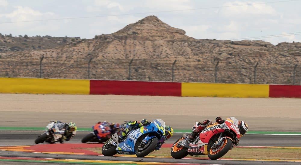 MotoGP Aragon 2019 - Foto Box Repsol