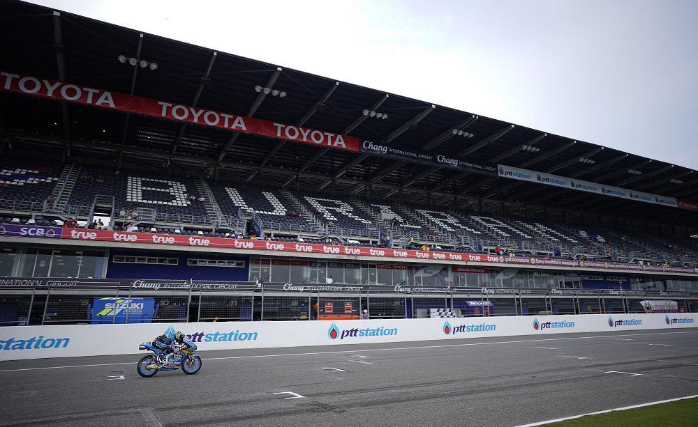 MotoGP Circuito di Buriram Thailandia - Foto Box Repsol