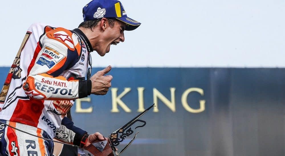 MotoGP Marc Marquez - Foto Box Repsol