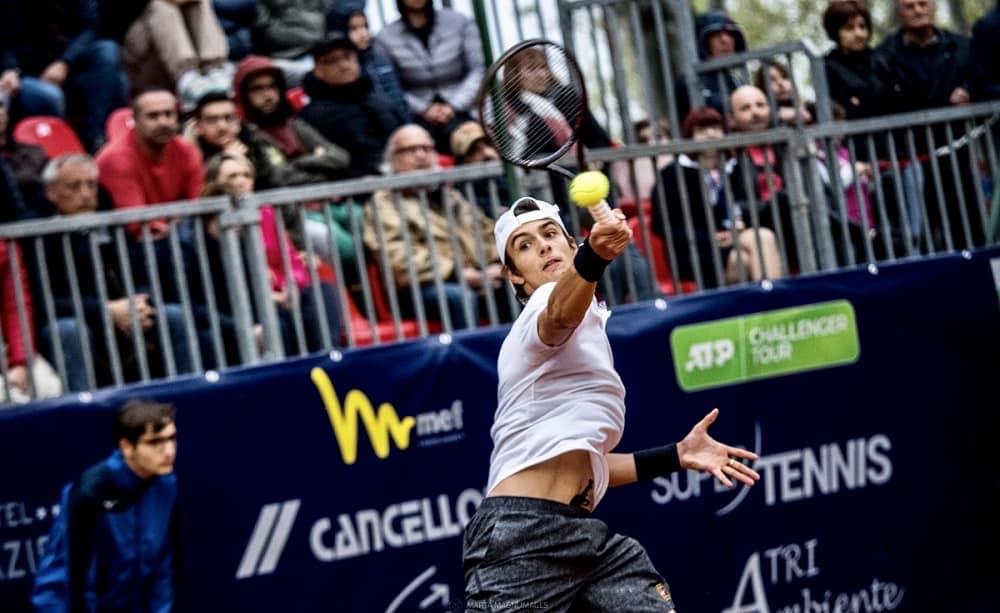 Tennis, Australian Open: Fognini al primo turno contro l'americano Opelka