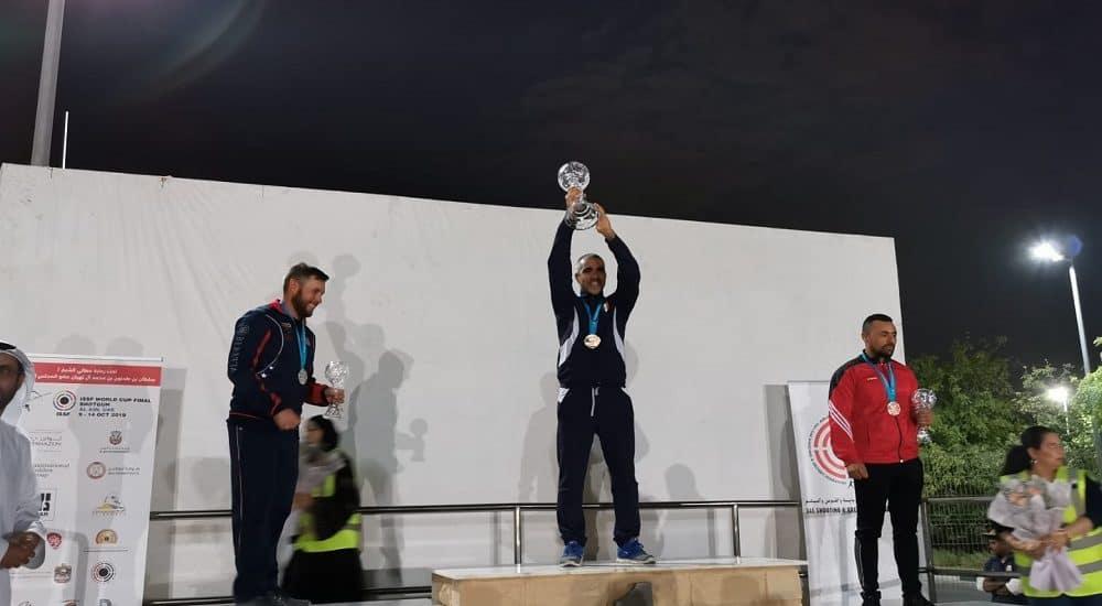 Luigi Lodde - Tiro a volo Coppa del Mondo skeet 2019