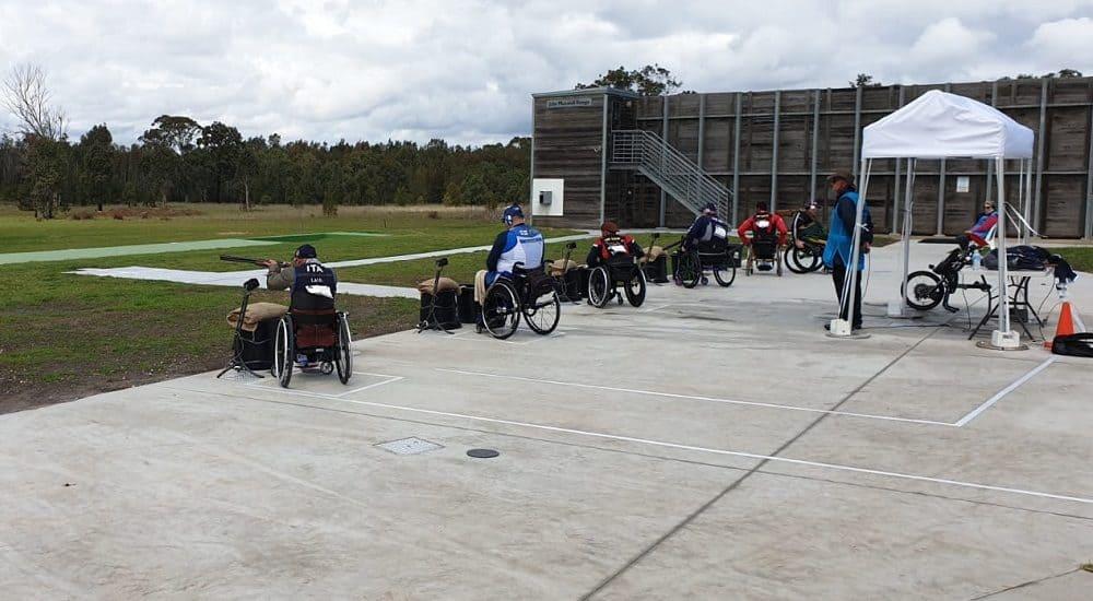 Mondiali Para-Trap Sydney