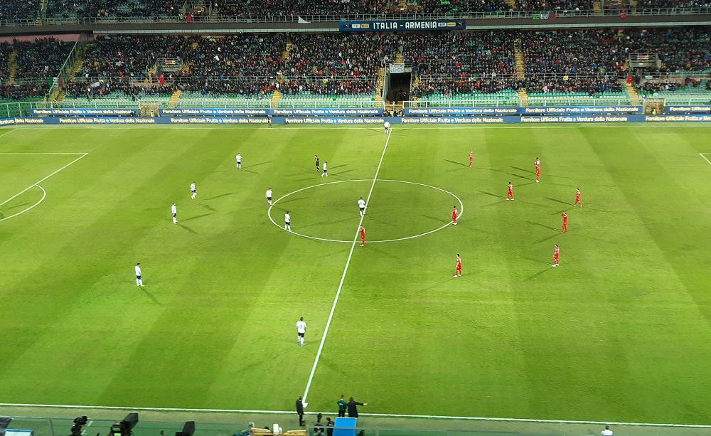 Italia-Armenia, Palermo - Foto Sportface