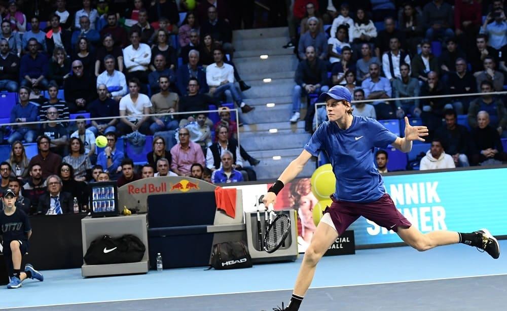 Jannik Sinner Next Gen Finals Milano