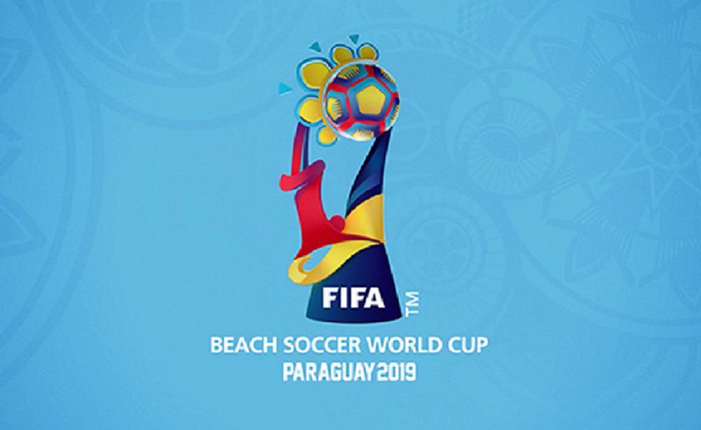 Logo Mondiale beach soccer 2019