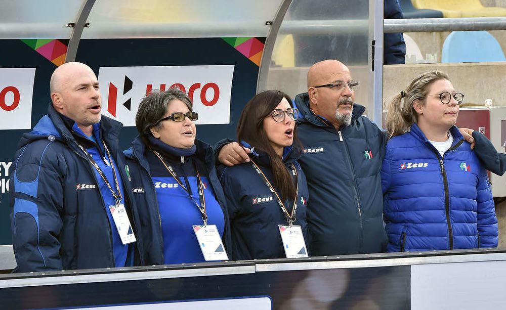 Roberto Carta Italia hockey